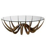 Table basse polpus