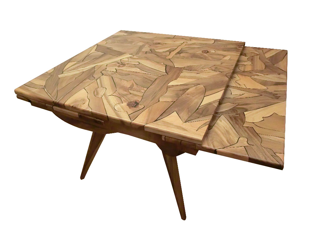 Table haute A LA ROSE