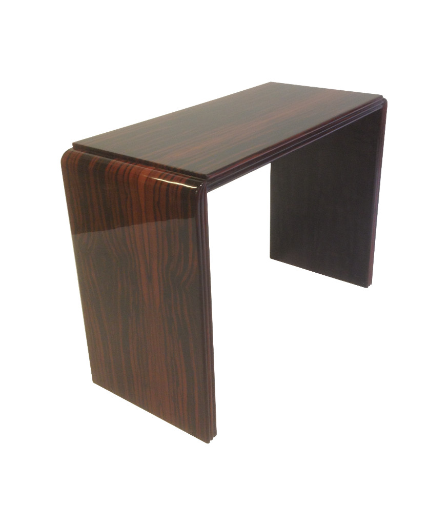 Tables gigognes ebony