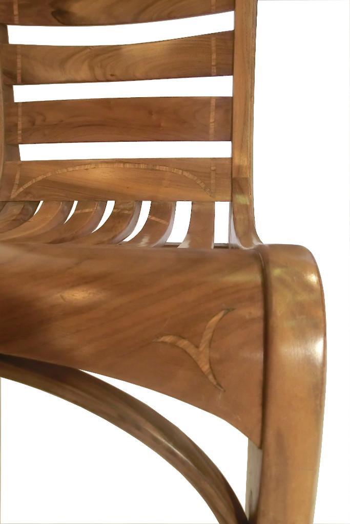 Chaise haute Concept